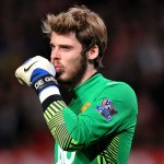 David De Gea, Manchester United goalkeeper