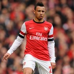 Francis Coquelin of Arsenal