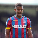CP v West Ham 23/8/14 Fraizer Campbell Photo: ©Neil Everitt 07970 789228