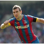 CP v Burnley 13/9/14James McArthur Photo: ©Neil Everitt07970 789228