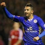 Riyad Mahrez llegó al Leicester City procedente de Le Havre en enero de 2014, siendo nombrado mejor jugador de la Premier League la pasada temporada.