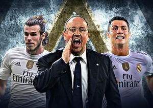 Rafa Benitez - Real Madrid 2015/16
