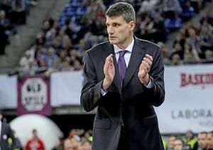 Velimir Perasovic ha devuelto al Laboral Kutxa a la élite del baloncesto europeo cuando casi nadie contaba con ellos.