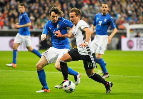 Tapados y favoritos para la Eurocopa