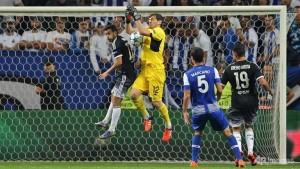Casillas no tuvo una buena fase de grupos, con errores de bulto en los partidos ante Dynamo Kiev y Chelsea