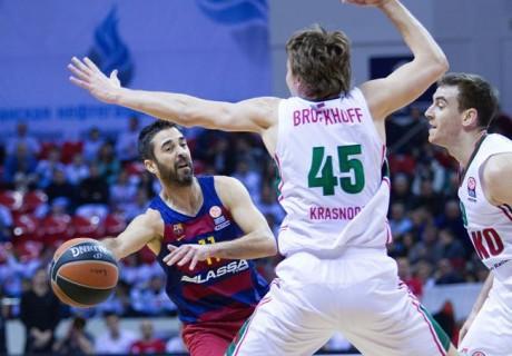 Tres españoles entre los 8 mejores de la Euroliga