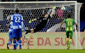 Ante el Tondela, en un valor muy complicado para el portero, Casillas volvió a ser silbado en su estadio.