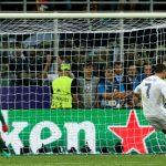 Con este lanzamiento desde los 11 metros, Cristiano Ronaldo dio la victoria al Real Madrid en la tanda de penaltis de la pasada final de la Champions League.
