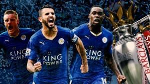 El Leicester City se proclamó campeón de la Premier League por primera vez en 132 años de historia.