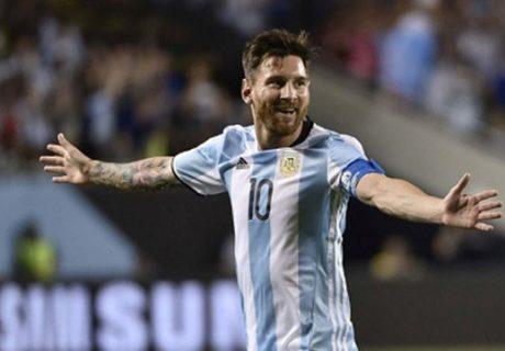 Lionel Messi fue sancionado con 4 partidos por sus insultos y menosprecios hacía el cuarteto arbitral del choque entre argentinos y chilenos.