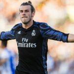 Gareth Bale jugó su mejor partido del año en Anoeta, marcando un año más en su campo talismán.