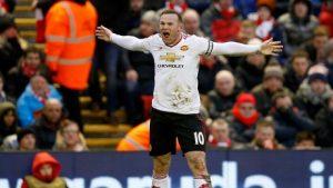 Rooney vuelve a Goodison Park como parte del traspaso de Lukaku al Manchester United.