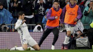 Tras la salida de James Rodríguez, Morata se queda como único jugador descontento en la plantilla del Real Madrid.