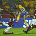 Ismael Sosa marcó un doblete en la victoria de Tigres sobre América por 4-2.