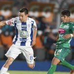 Pachuca se mantiene como colíder del Torneo Clausura tras su ajustada victoria ante Jaguares (1-0).