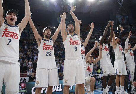 Por primera vez desde 1981, un equipo ha ganado de forma consecutiva 4 títulos de la Copa del Rey de baloncesto.