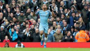 Gabriel Jesús ha anotado ya seis goles con el Manchester City y será otra vez la referencia en ataque en el último partido de la temporada.