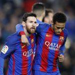 Lionel Messi se situó como máximo goleador de la Liga Santander tras marcar los dos goles de su equipo ante el CD Leganés.