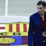Giorgios Bartzokas pasa por su mejor momento en el banquillo del FC Barcelona, a 10 días del arranque de la Copa del Rey.
