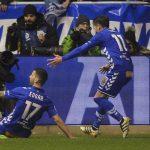 El solitario gol de Edgar en el partido de vuelta en Mendizorroza dio al Alavés el pase a la primera final de la Copa del Rey de su historia.