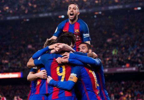El FC Barcelona buscará su tercer título de la Copa del Rey consecutivo al meterse por cuarto año en la fiinal del torneo del KO.