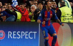 Neymar Jr. fue el gran protagonista del partido el Barça ante el PSG, cerrando la remontada con dos goles decisivos en los minutos finales.