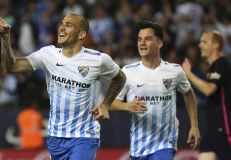 Sandro Ramírez firma para las próximas 4 temporadas con el Everton de Ronald Koeman.