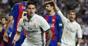James Rodríguez consiguió su objetivo de salir del Real Madrid en este mercado de verano, ante su descontento con la falta de minutos y tras haber perdido la confianza de Zinedine Zidane.