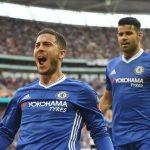 Un gol de Eden Hazard en el minuto 75 rompió la semifinal de los Blues y los Spurs, que acabó con 4-2 para los de Conte.