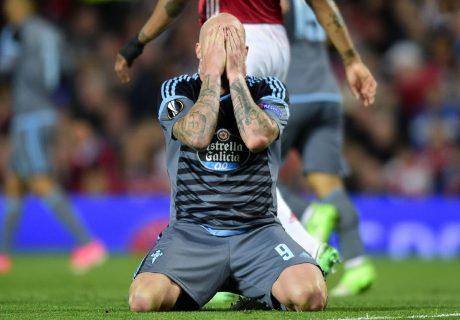 El Celta se quedó a las puertas de jugar la final de la Europa League, empatando a 1 en Old Trafford.