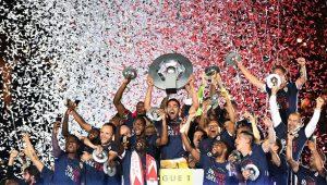 El AS Mónaco es el campeón de la Ligue 1 en la temporada 2016-17.