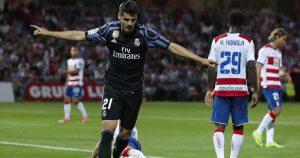Álvaro Morata marcó 20 goles la pasada temporada, pero el Real Madrid no ha sabido reemplazarle.