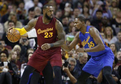 LeBron James y Kevin Durant se medirán por segunda vez en la final NBA, tras su duelo de 2011, con la Durantula jugando en los Thunder.