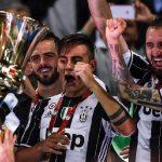 La Juventus logró un nuevo título de la Copa de Italia, el tercero consecutivo.