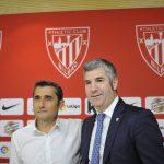Ernesto Valverde se despide por segunda vez del banquillo de los Leones, siendo el técnico que más partido ha dirigido al Athletic Club.