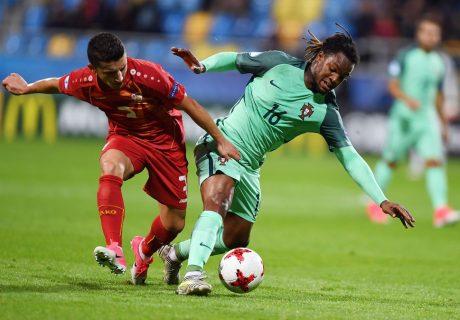 Renato Sanches ha sido una de las principales decepciones del torneo, pasando de ser titular con la selección absoluta en la pasada Eurocopa a tener una mediocre actuación con la selección Sub-21.