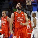 Bojan Dubljevic fue el MVP del segundo partido de la final de la Liga Endesa, ganado por Valencia Basket por 79-86.