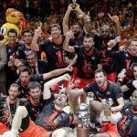 En su 30º aniversario, Valencia Basket se proclamó campeón de la Liga Endesa 2016-17.