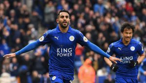 Riyad Mahrez se salió con la suya y acabó fichando por el Manchester City.