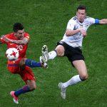 Chile y Alemania firmaron tablas en el partido de la segunda jornada de la Copa Confederaciones, lo que les deja a un paso de las semifinales a ambos.