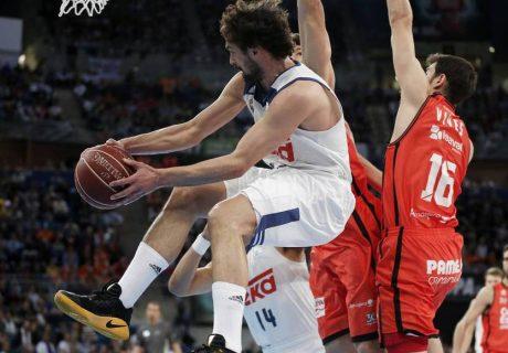 El MVP de la temporada, Sergio Llull, será uno de los jugadores a tener en cuenta en la final de la Liga Endesa 2017.