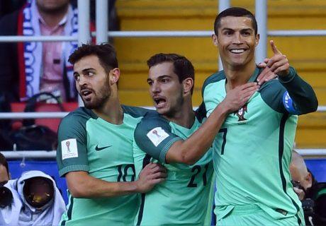Cristiano Ronaldo y Portugal tienen que ganar a Suiza para ser primeros de su grupo.