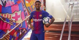 El internacional portugués Nelson Semedo ha firmado por el FC Barcelona para ocupar el lateral derecho que durante años fue propiedad de Dani Alves.