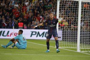 Neymar Jr. fue el gran protagonista de la remontada del PSG ante el Toulouse en su primer partido ante su afición.