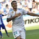 Dani Ceballos tuvo el mejor posible como titular, siendo el autor de los dos goles en la victoria del Real Madrid en Vitoria.