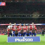Esta es la primera alineación oficial del Atlético de Madrid en el Estadio Wanda Metropolitano.