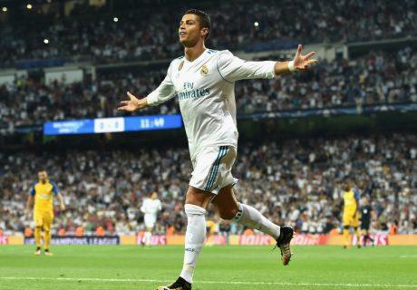 Un doblete de Cristiano Ronaldo propició la victoria del Real Madrid ante el APOEL chipriota.