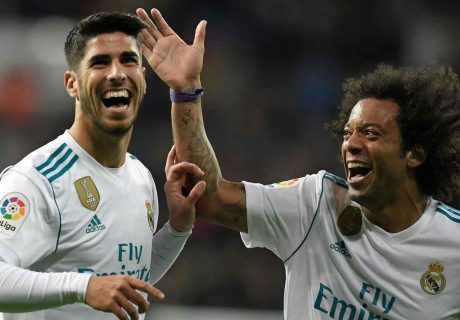 Asensio marcó uno de los goles de la temporada y se sitúa como máximo goleador del equipo en liga junto a Isco.
