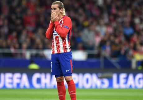 Antoine Griezmann volvió a defraudar en el vital partido de Champions League ante el Qarabag.