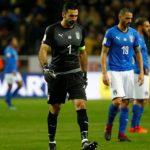 Buffon y sus compañeros deberán remontar el tanto de ventaja de Suecia en el partido de ida.